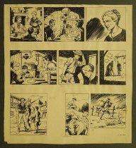 Image of [Unidentified comic book page] - Monasterolo, Armando, 1921-1978
