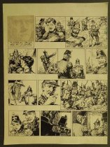 Image of [Unidentified comic book page] - Soloviev, Sergio