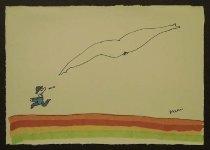 Image of Running man - Kuri, Yoji, 1928-