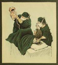 Image of [Baby being delivered] - Kosobukin, Jurij, 1950-2013