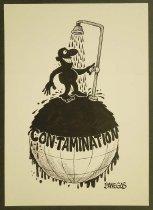Image of Contamination - Banegas, Angel Dario, 1969-