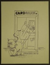Image of Card Bank - Esquivel, Arcadio, 1959-