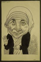 Image of Mother Teresa - Esquivel, Arcadio, 1959-