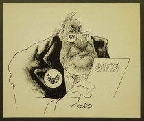 Image of Bush Perot Congress NAFTA - Sagastegui, Oswaldo