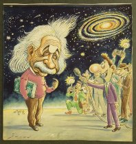"""Image of Book cover for """"Kidding with Einstein"""" - Alizadeh, Javad, 1953-"""