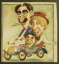 Image of [Marx brothers] - Alizadeh, Javad, 1953-