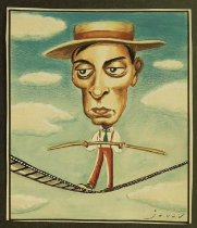 Image of Buster Keaton - Alizadeh, Javad, 1953-