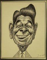 Image of Ronald Reagan - Alizadeh, Javad, 1953-
