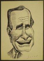 Image of George H. W. Bush - Alizadeh, Javad, 1953-