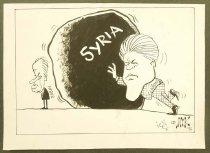 Image of [Geneva meeting of Assad and Clinton] - Jago, Mik