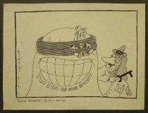 """Image of The Arab boycott - Hezkiyahu, Nissim """"Nusko"""""""