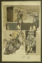 Image of ['Scooterman' page] - Fink, Uri, 1963-