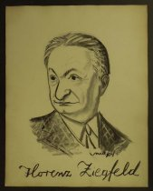 Image of Florenz Ziegfeld - Major, Henry, 1889-1948