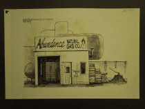 Image of Abundance natural gas co. - MacNelly, Jeff, 1947-2000