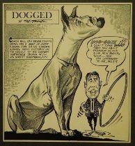 Image of Dogged - Trelease, James