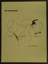 Image of Off the record - Reed, Ed