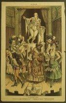 Image of The Mugwump Adonis - Gillam, Bernhard, 1856-1896