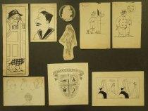 Image of [Mac Miller miscellaneous art] - Miller, McGowan, 1908-1977