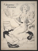 Image of A Sporting Decision - Hays, Ethel, 1892-1989