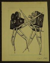 Image of 3D TV - Rose, Carl, 1903-1971