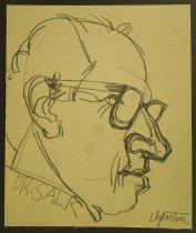 Image of Dr. Salk - Gersten, Gerry, 1927-