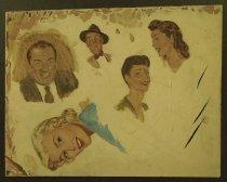 Image of [Portraits] - Kip, George