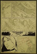 Image of [Comic book page] - Vohland, Duffy, d. 1982