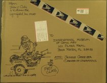 Image of [Mail art] - Cody, John V., 1922-