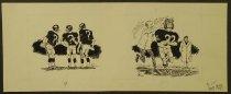 Image of [Football cartoons] - Torres, Angelo, 1932-