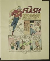 Image of The Flash - Lampert, Harry, 1916-2004