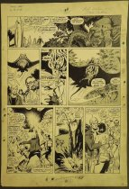 Image of [Page 4 of the 'Good Lord' story in 'Marvel Preview' #1] - Cockrum, Dave, 1943-2006