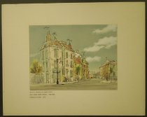Image of [London street scene]  - Little, Robert, 1902-1994