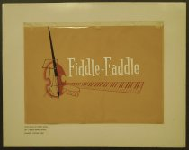 Image of Fiddle-Faddle - Little, Robert, 1902-1994