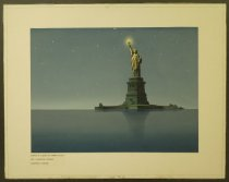 Image of [The statue of liberty] - Little, Robert, 1902-1994