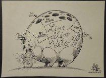 Image of Line Item Veto - Ritter, Mike, 1965-2014