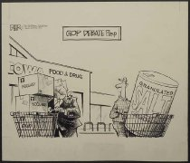 Image of GOP Debate Prep - Beeler, Nate, 1980?-