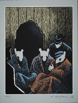 Image of [Mouse Holes] - Spiegelman, Art, 1948-
