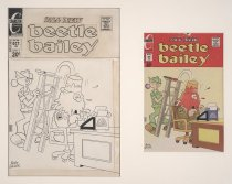 Image of All new Beetle Bailey - Walker, Mort, 1923-