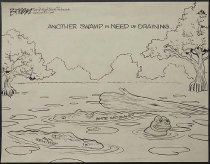 Image of Another swamp in need of draining... - Breen, Steve, 1970-