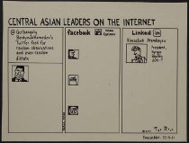 Image of Central Asian leaders on the internet - Rall, Ted, 1963-