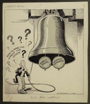 """Image of Liberty Bell - Parks, Francis """"Mike"""", 1899-1979"""
