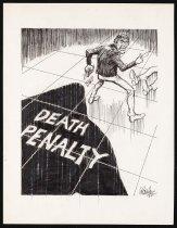 Image of Death Penalty - Mortimer, James Winslow, 1919-1998