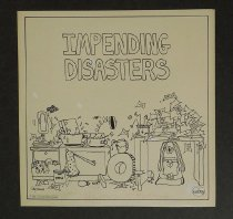 Image of Impending disasters - Guisewite, Cathy, 1950-