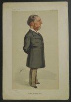 "Image of [Frederick Greenwood] ""He created 'The Pall Mall Gazette'""  - Pellegrini, Carlo (Ape), 1839-1889"
