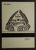 Image of Ask Shagg - Guren, Peter, 1952-
