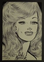 Image of [Brenda Starr] - Messick, Dale, 1906-2005