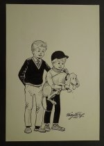 Image of [Muggs and Skeeter]  - Bishop, Wally, 1905-1982