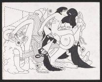 Image of Gaylord Phoenix final page - Fake, Edie, 1980-