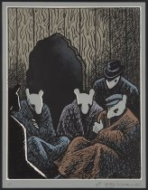 Image of Mouse Holes - Spiegelman, Art, 1948-