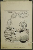 Image of Speaking of flying saucers  - Mortison, Carl L., 1889?-1963
